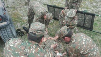 Photo of TƏCİLİ: Ermənistanın daha 21 hərbçisi MƏHV EDİLDİ – SİYAHI