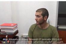 """Photo of Erməni əsirdən şok etiraf: """"Kürd əsilli muzdlulardan ibarət 1500 nəfər var idi"""" – VİDEO"""