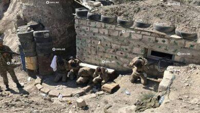 Photo of Əsir alınan işğalçıların görüntüləri yayıldı – FOTO