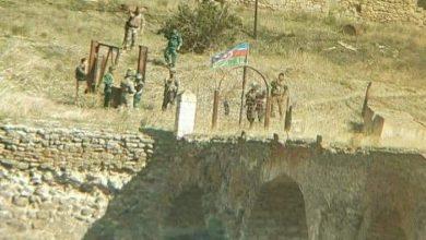 Photo of İlham Əliyevdən paylaşım: Azərbaycan bayrağı Xudafərində – VİDEO – FOTO