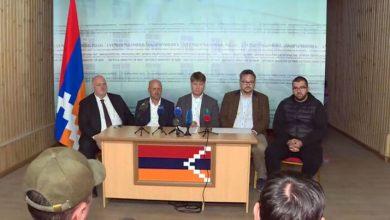 Photo of Almaniya Bundestaqının iki deputatı Azərbaycana qarşı çıxdı – Xankəndi və Şuşaya gəldilər