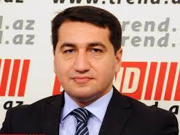 Photo of Hikmət Hacıyev üçün özəl GUN