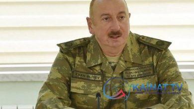 """Photo of """"Ordumuz Şuşaya nəfəs qədər yaxındır"""" – Ali Baş Komandandan SON DƏQİQƏ AÇIQLAMASI"""