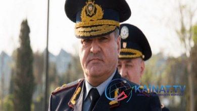 Photo of SON DƏQİQƏ:Daxil İşlər naziri general Mirqafar Seyidovu vəzifəsindən azad etdi – Yeni təyinat