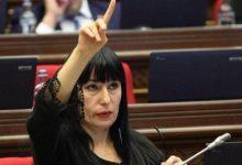 """Photo of Erməni deputatdan Paşinyana tərs sillə: – """"İlham Əliyev onun sözlərini necə ciddiyə alar?"""""""