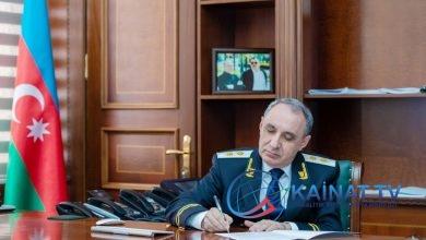 Photo of Baş Prokurorun yubileyidir – Kamran Əliyevin karyera yolu