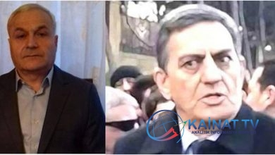 """Photo of Aydın Əliyev: – """"Əliçilər bu vətən müharibəsinə şou kimi baxır."""""""