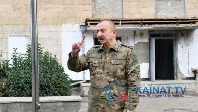 """Photo of Prezident: """"Erməni xalqı görəcək ki, Azərbaycan rəhbərliyi altında daha yaxşı yaşayacaqlar"""""""