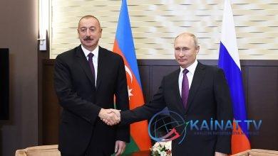 Photo of Putin İlham Əliyevlə və Paşinyanla Dağlıq Qarabağ üzrə sazişi müzakirə edib