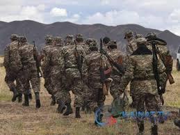 Photo of Ermənistanın silahlı qüvvələrinin Dağlıq Qarabağdan çıxarılmasına başlanıldı -VİDEO